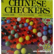 Chinese Checkers Classic Game [Golden 4717-5]