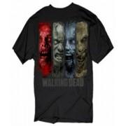 Tricou - The Walking Dead - Walker Panels