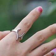 Anéis Formato de Letras Pesta / Diário / Casual Jóias Liga Feminino Anéis Grossos7 Dourado / Prateado