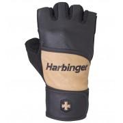 Harbinger Classic WristWrap Fitness handschoenen Natural - S