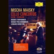 Mischa Maisky & Leonard Bernstein - Haydn/Schumann: Cello Concertos (0044007343517) (1 DVD)