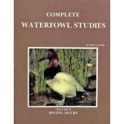 Complete Waterfowl Studies: Diving Ducks v. 2 by Bruce Burk