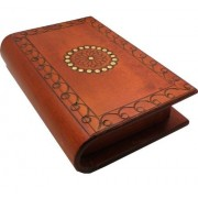 Book Of Secrets - Secret Wooden Puzzle Box by Winshare Puzzles and Games