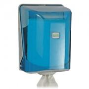 Schránka na papierové utierky v kotúči Farba a vôňa: transparentný
