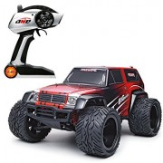 Tozo C5011 Rc Buggy Suv Car High Speed 35 Mph 4x4 Fast Race Cars 1:12 Scale Rtr Racing 4 Wd Electric Power W/2.4 G Radio Remote Control Off Road Truck Big Wheel Rover Red
