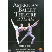 Mikhail Baryshinkov,Cynthia Harvey,Cynthia Gregory,Fernando Bujones - American Ballet Theatre at the Met (DVD)