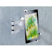 """Wandhalterung für 7"""" bis 10,4"""" Tablet-PCs, schwenkbar"""