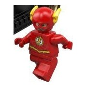 Lego Batman Dc Super Heroes The Flash Minifigure (2014)