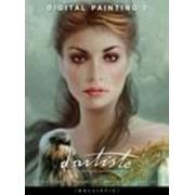 D'artiste Digital Painting 2 by Linda Bergkvist
