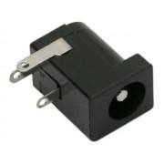 GI 05145 DC aljzat 5,5x2,5mm beépíthető