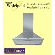 Whirlpool AKR 648/IX falra szerelhető, kürtős páraelszívó