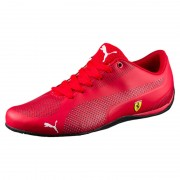 Puma Ferrari Drift Cat 5 Ultra red