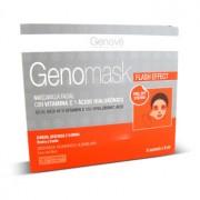 GENOVE GENOMASK MASCARILLA FACIAL 6 Sobres de 8ml
