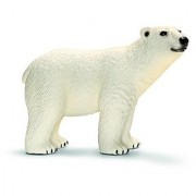 Schleich Polar Bear Toy Figure