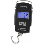 NRTRADING 40Kg Digital LCDPortable Hanging Kitchen Weight With Tare Weighing Scale Weighing Scale(Black)