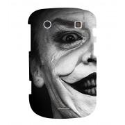 Scary Joker 3D Hard Polycarbonate Designer Back Case Cover for BlackBerry Bold Touch 9900 :: BlackBerry Dakota :: BlackBerry Magnum