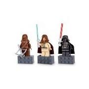 LEGO Star Wars Magnet Set [Chewbacca, Darth Vader, Obi-Wan Kenobi (Obi-Wan Kenobi-)] / LEGO STAR WARS Magnet Set: Chewbacca, Darth Vader and Obi-Wan Kenobi 852554 [domestic distribution genuine] (japan import)