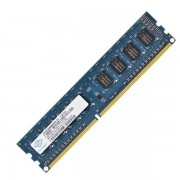 Ram Barrette Mémoire 2GB DDR3 PC3-10600U NT2GC64B88B0NF-CG 1Rx8 Pc Bureau