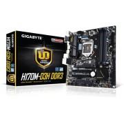 Gigabyte GA-H170M-D3H DDR3 Intel H170 Micro-ATX LGA1151 moederbord