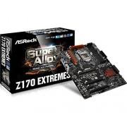 ASRock Z170 Extreme 3 Intel 1151Scheda Madre, Nero