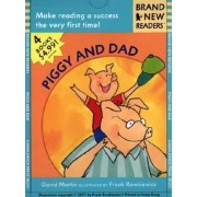 Piggy and Dad by David Martin