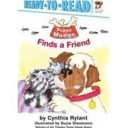 Puppy Mudge Finds a Friend by Cynthia Rylant