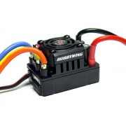 HOBBYWING XERUN SCT PRO Black 120A RC Brushless Motor ESC Speed Controller SL246 with RCECHO Full Version Apps Edition