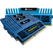 Memorii Corsair Vengeance DDR3, 4x4GB, 1600Mhz (dual channel)