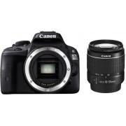 Canon eos 100d + 18-55mm dc iii - man. ita - 2 anni di garanzia
