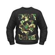 Crown The Empire Sweatshirt Run And Hide