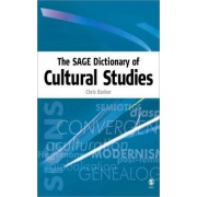 The Sage Dictionary of Cultural Studies: v. 1 by Chris Barker