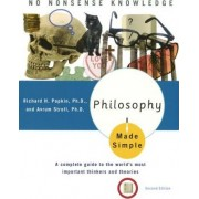 Philosophy Made Simple by Richard H. Popkin