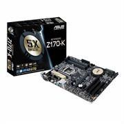 Asus Z170-K LGA 1151 Skylake Motherboard - Intel
