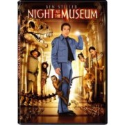 NIGHT AT THE MUSEUM Box Set 3 Discs DVD 2006