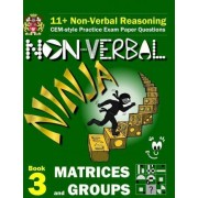 11+ Non Verbal Reasoning by Eureka! Eleven Plus Exams