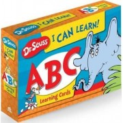 Dr Seuss I Can Learn! ABC Learning Cards by The Five Mile Press