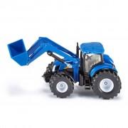 Siku Traktor med frontlastare New Holland T7070 1:50 541900