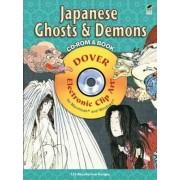 Japanese Ghosts & Demons by Alan Weller