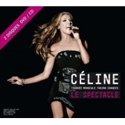 Celine Dion - Tourn ©e Mondiale Taking Chances / Le Spectacle (0886976736699) (1 CD + 1 DVD)
