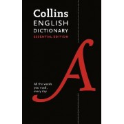 Collins English Dictionary Essential edition by Collins Dictionaries