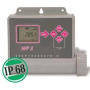 Controler WP 8 pe baterii pentru irigatii rezidentiale