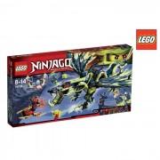 Lego ninjago attacco dragone moro 70736