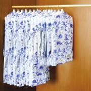 12 huse cu miros lavanda - Model trandafiri