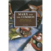 Marx And The Commons: From Capital To The Late Writings by Luca Basso