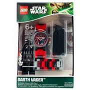 Clic Time CT46125 Lego Star Wars - Reloj infantil desmontable con figura de Darth Vader