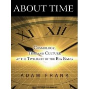 About Time by Adam Frank