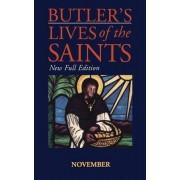 Butler's Lives of the Saints: November by Alban Butler