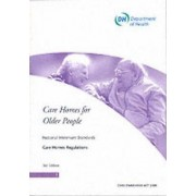 Care Homes for Older People 2001 by Dept.of Health