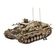 """Revell Revell03255 19.1cm """"sd.kfz. 167 Stug Iv"""" Model Kit"""