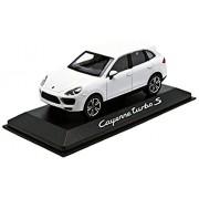 Nover - 0200220c - Pronti Veicolo - Modelli a scala - Porsche Cayenne Turbo S - 2011 - 1/43 Scala